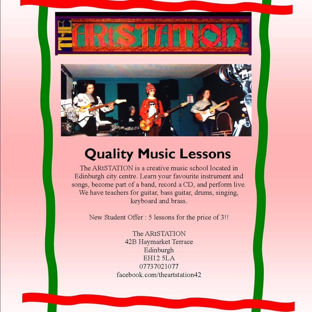 Quality Music Lessons