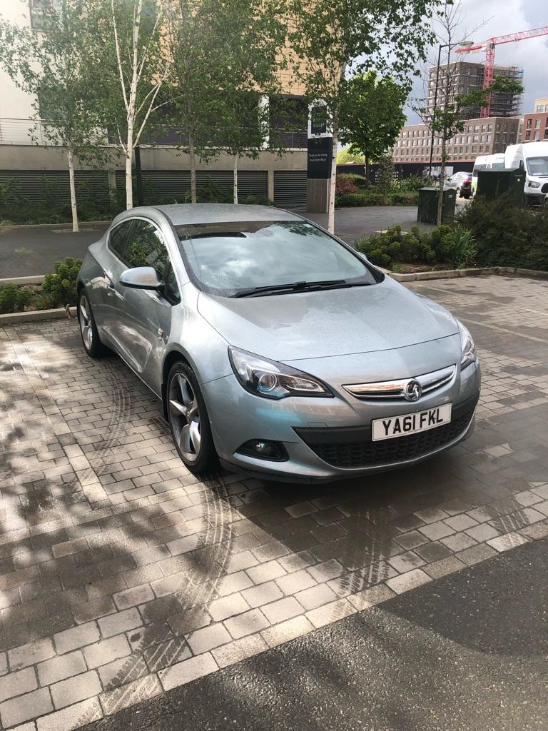 Vauxhall Astra GTC 1.4i Turbo SRi 3dr - LOW MILES