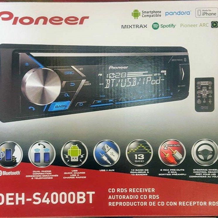 *NEW* PIONEER