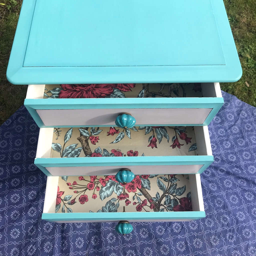 Unique vintage style 'Stag' drawers