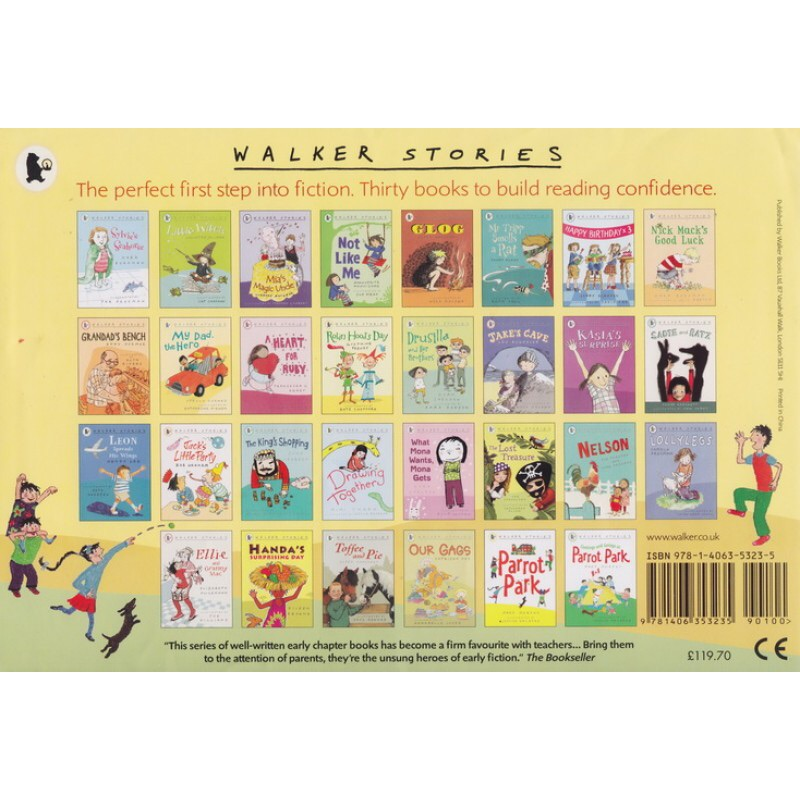 Walker books collection