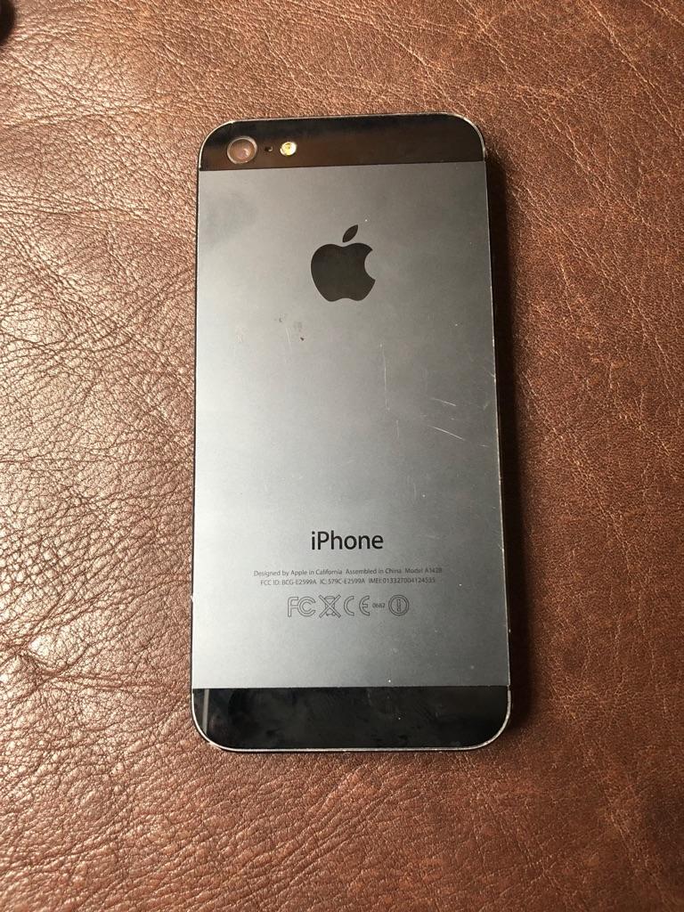 iphone 5s spacegrey