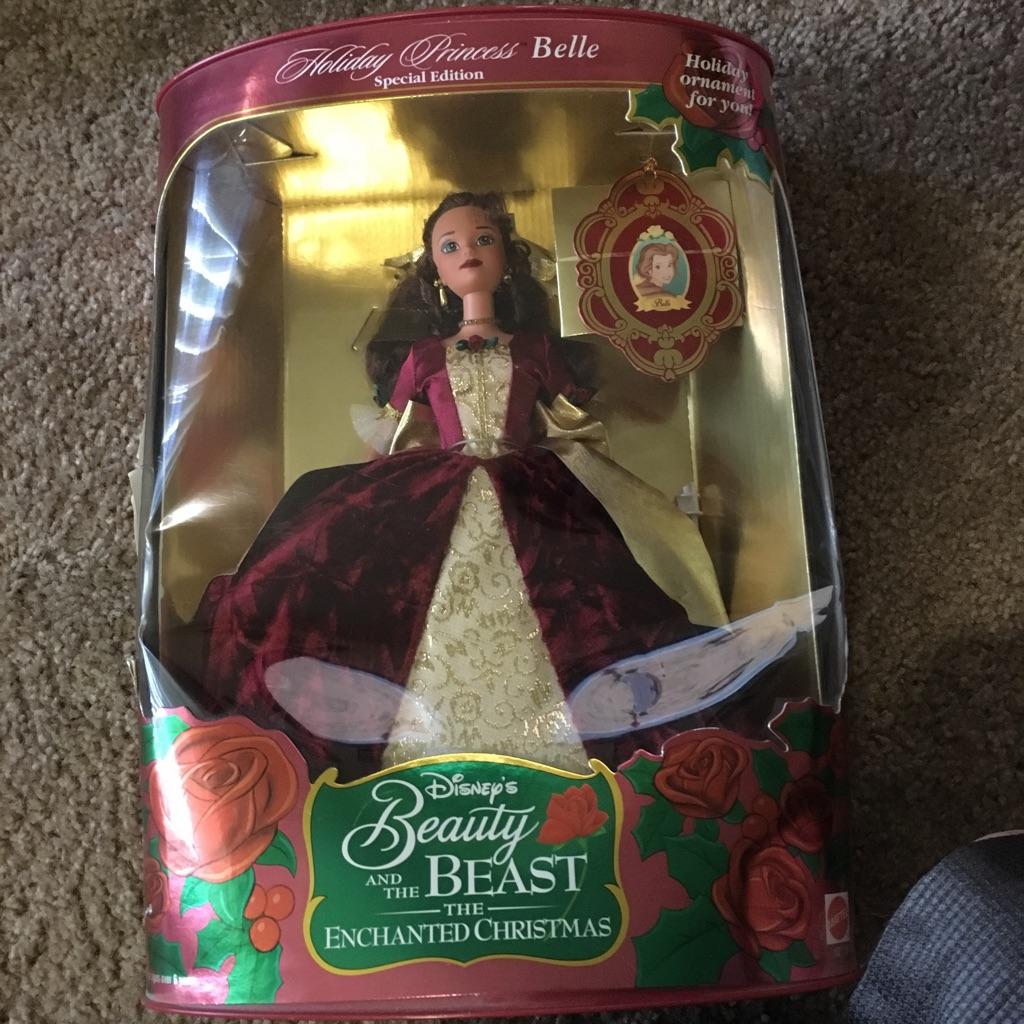 Beauty & the Beast Barbie
