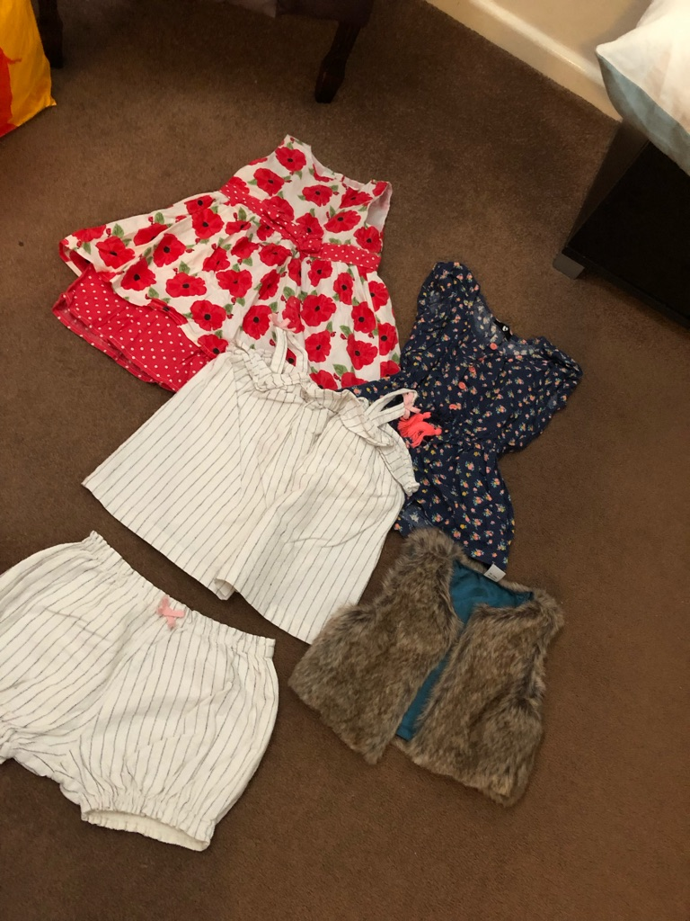 Girls clothes bundle 1-2 years/2-3 years