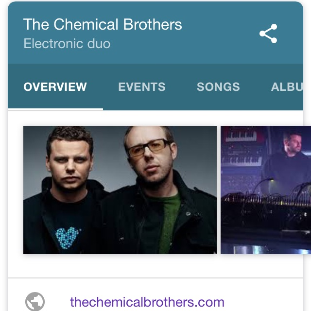 Chemical brothers tickets