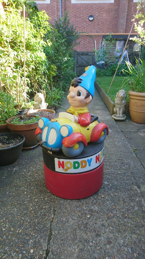 'NODDY' Ex Shop Display Sit-on Toy Model.