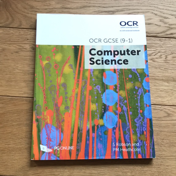 OCR COMPUTER SCIENCE PG ONLINE