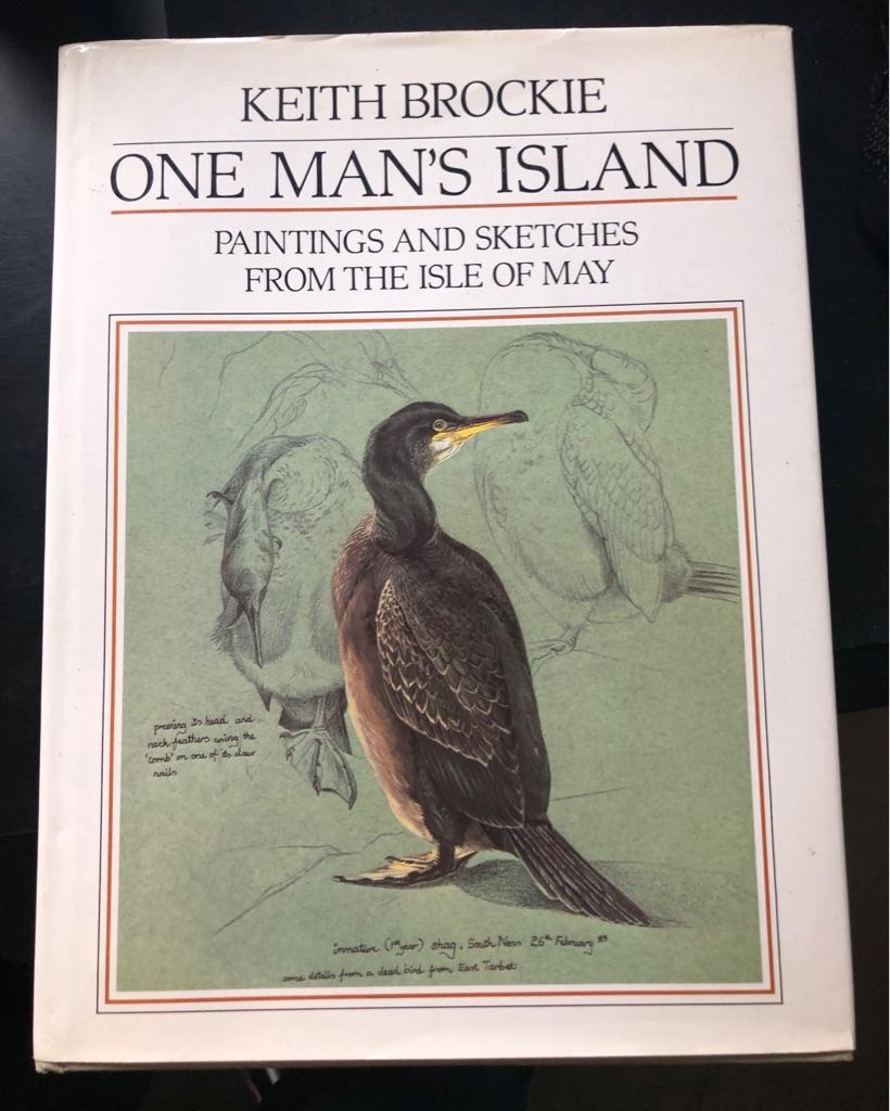 ONE MAN'S ISLAND BOOK