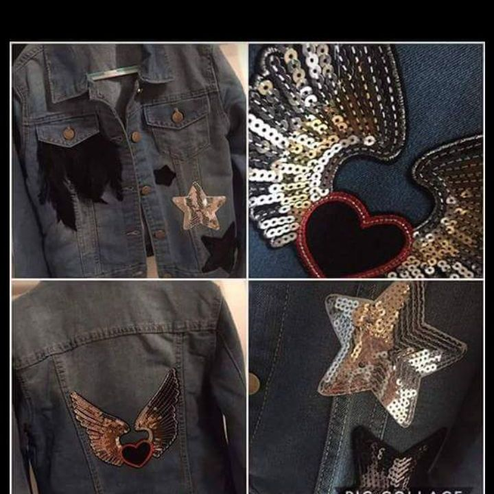 Handmade Denim Jacket Age 10