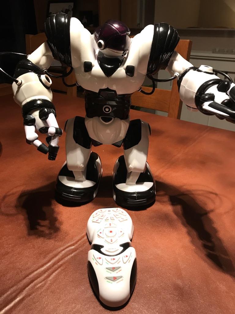 WowWee Robot Robosapien Remote-Controlled