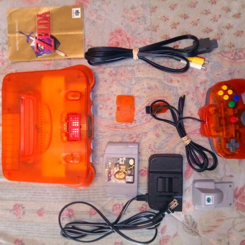 Fire orange 64