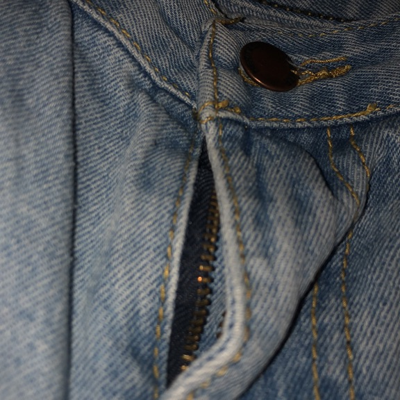 Denim shorts, size 10 x