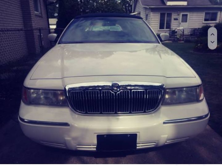 2000 Mercury Grand Marquis 4.6L