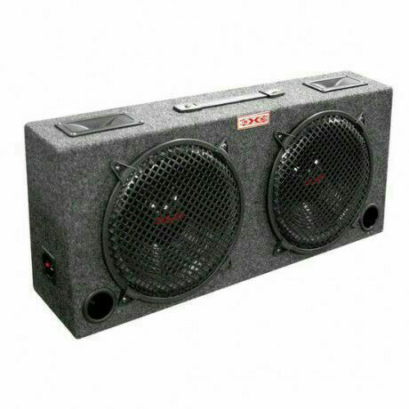 Pre loaded woofer box 500watt