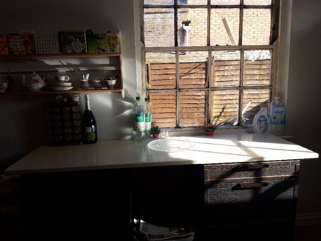 Granite kitchen worktop top