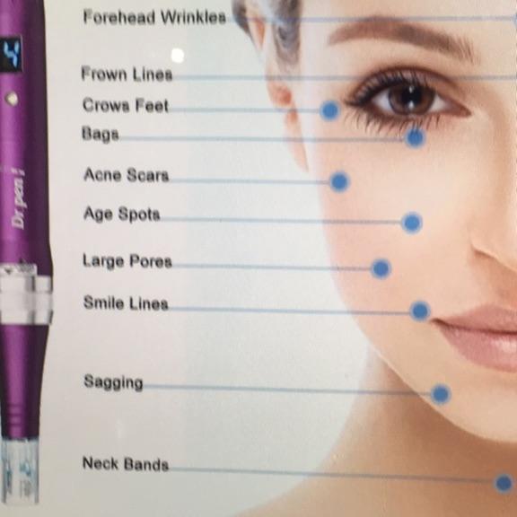 Genuine Dr Pen ultima X5 wireless derma pen