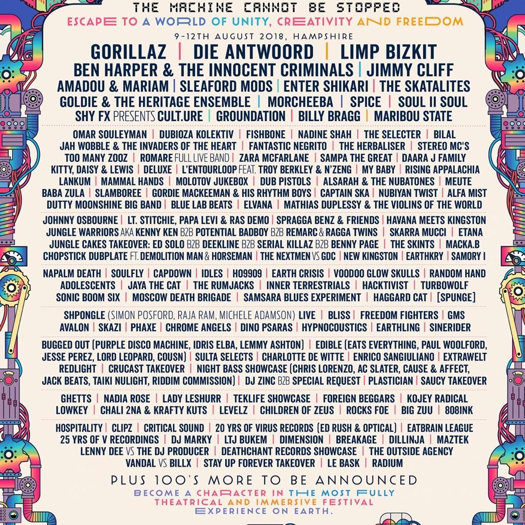 Boomtown weekend ticket x1