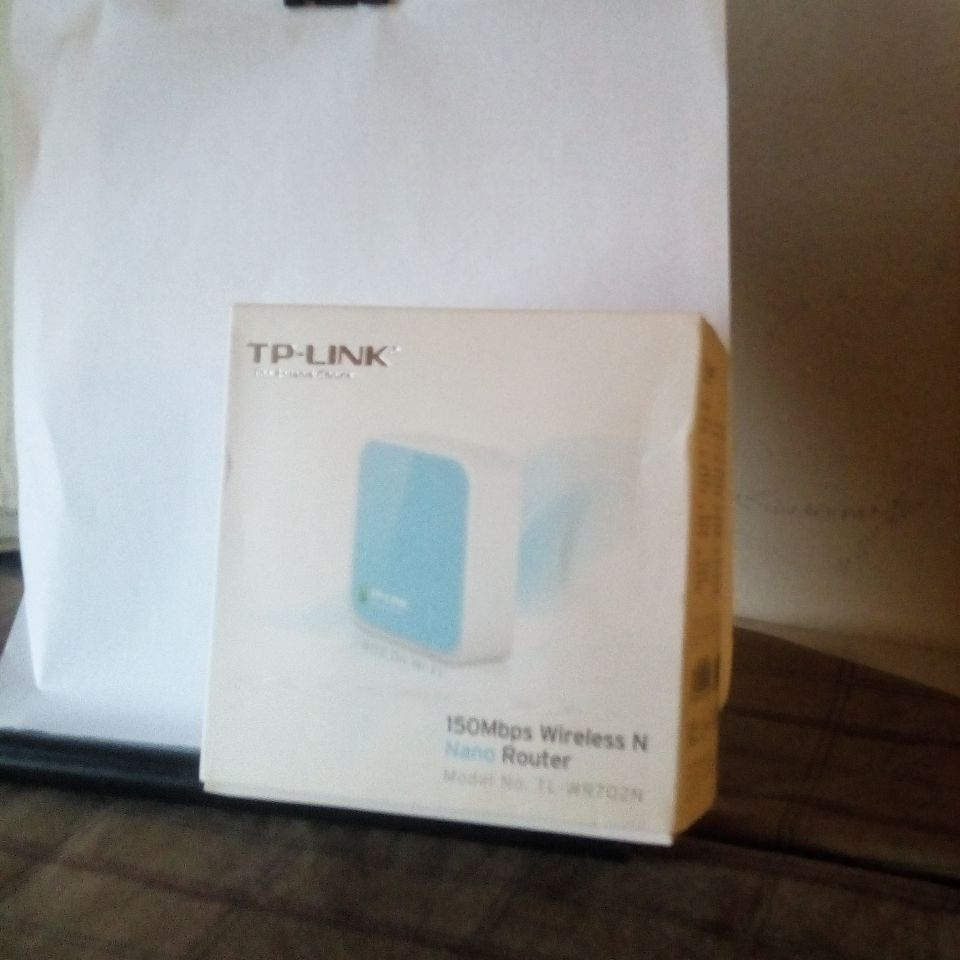 150Mbps Wireless Nano Router