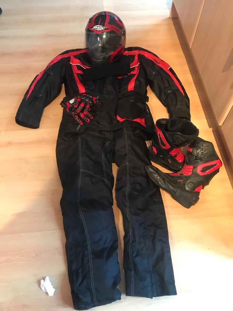 Motorbike gear