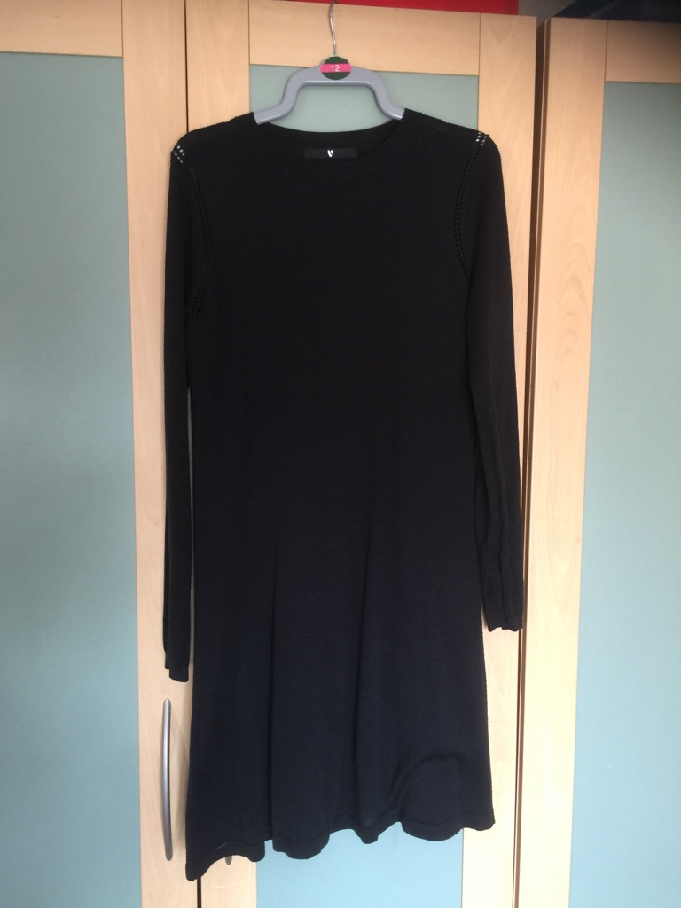 Size14 light knit jumper dress from Very
