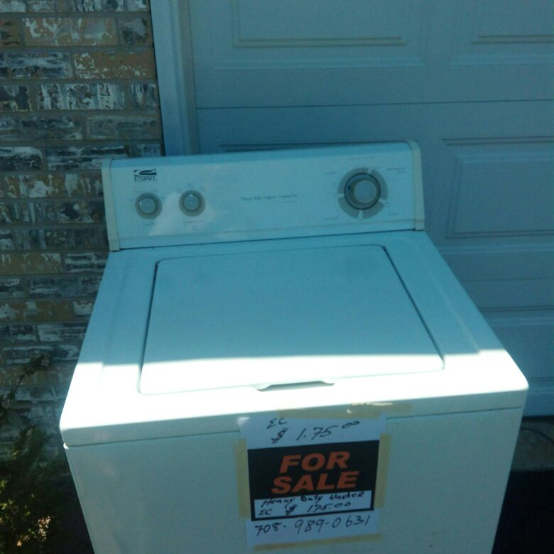 Estate washer