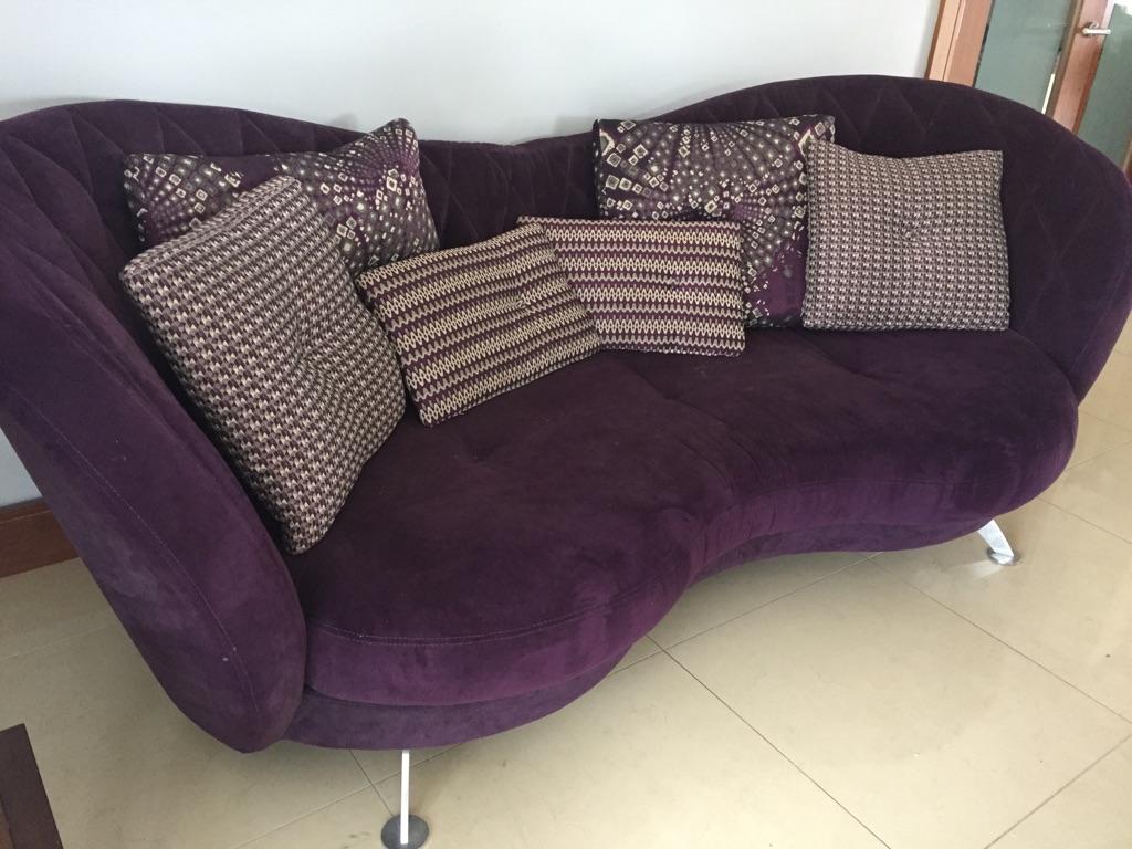 Grand 4 seater sofa