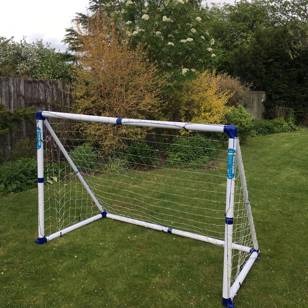 Garden football goal