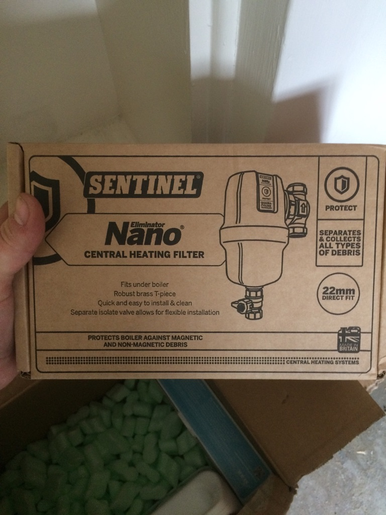 NEW Sentinel products