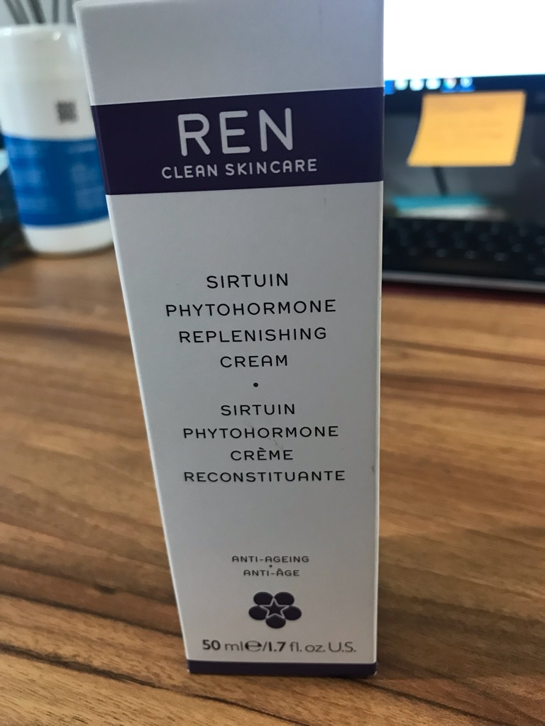 REN Phytohormone Replenishing Cream 50ml