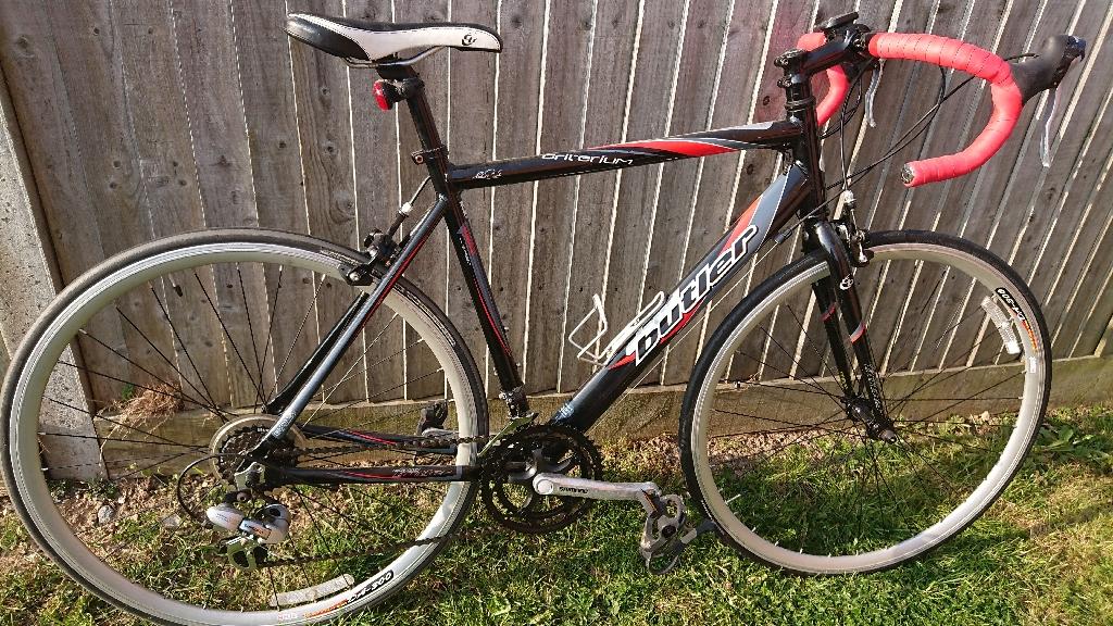 Racing bike ,10 speed ,claude butler