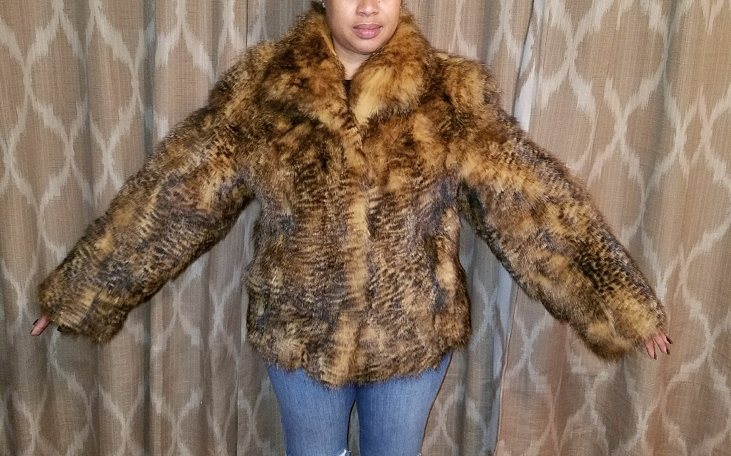 Fox Fur Jacket Finland