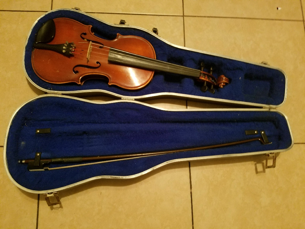Karl Knelling Violin
