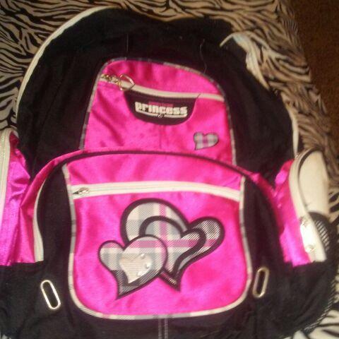 American princess bookbag