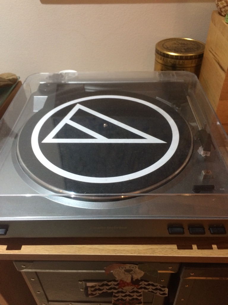 Audio-Technical AT-LP60 USB Stereo Turntable