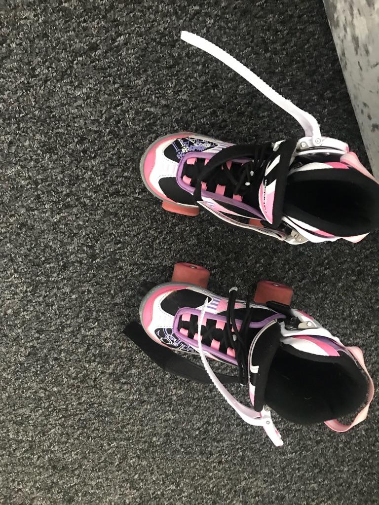 Girls Senhai roller skates