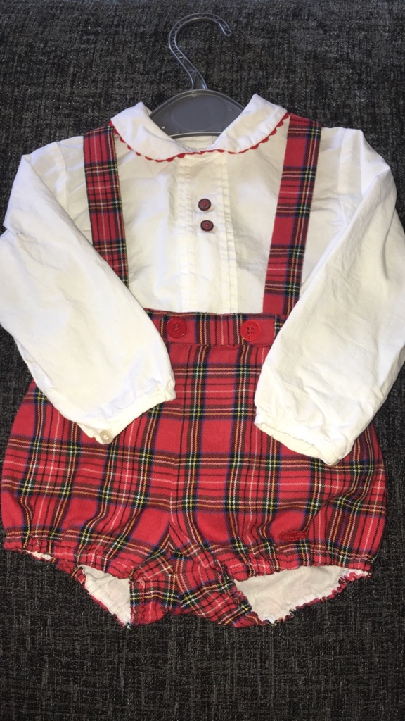 Boys Spanish outfit