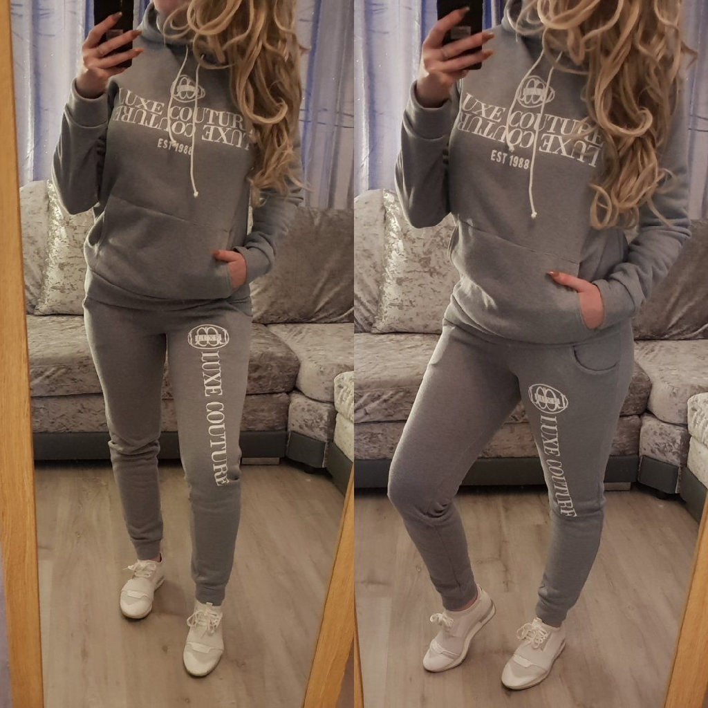 Luxe tracksuit