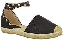 Fashion thirsty women's espadrilles ankle strap sandals