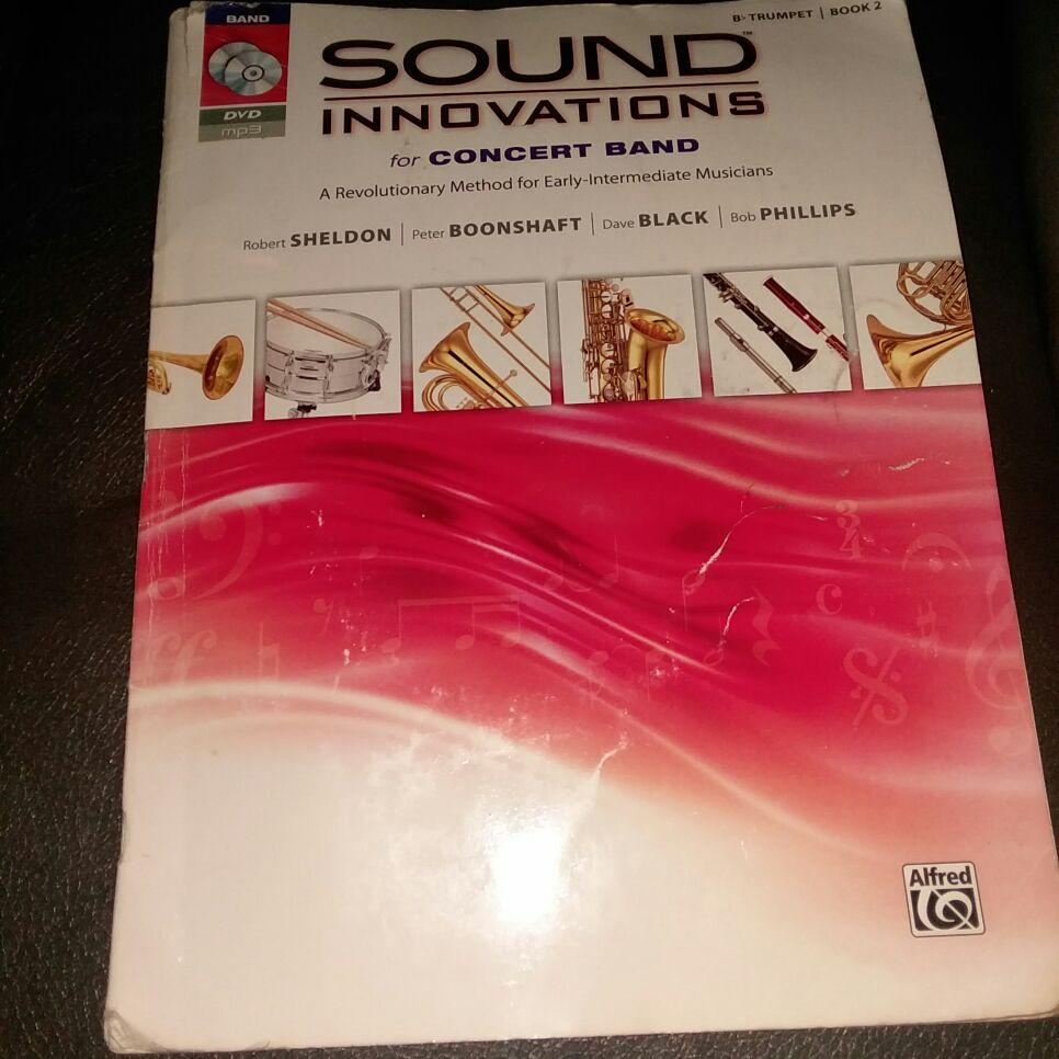 Trumpet book #2