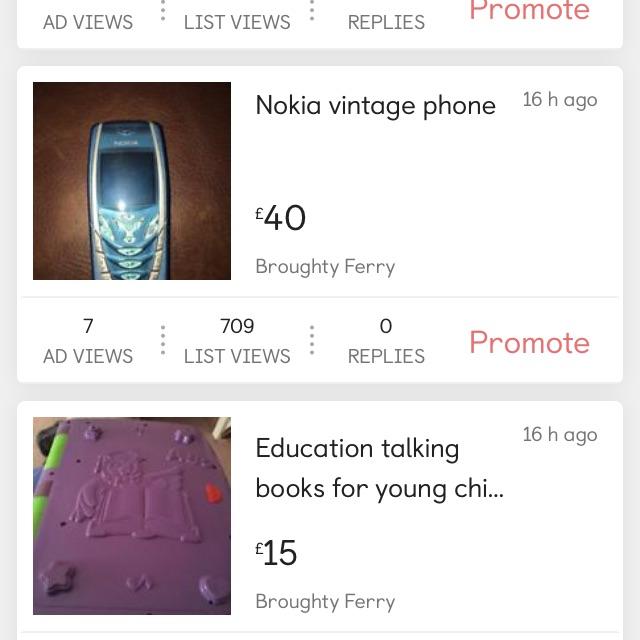 Nokia/child's talking alphabet and numerics