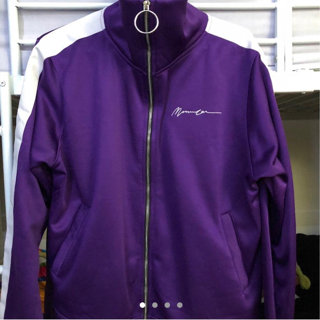 Mennace purple top