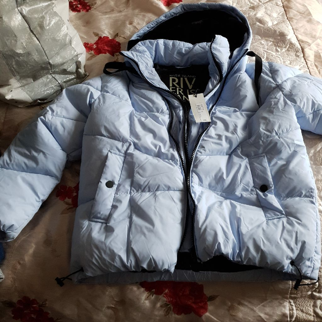 Jacket with hood from next