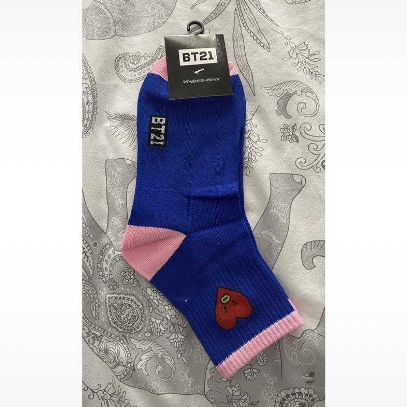 BT21 BTS Tata socks