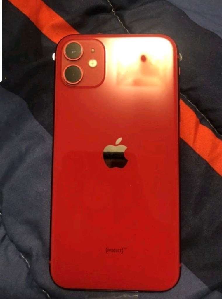 Apple iPhone 11(Red)