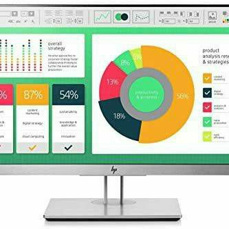 HP Elite Display E223 21.5 Inch Diagonal PC Monitor New In Box