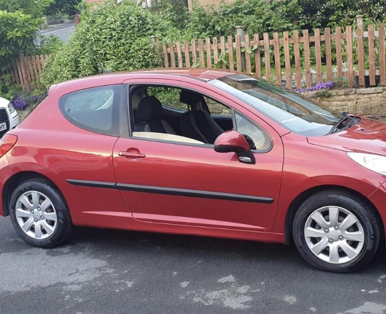 Peugeot 207 sport