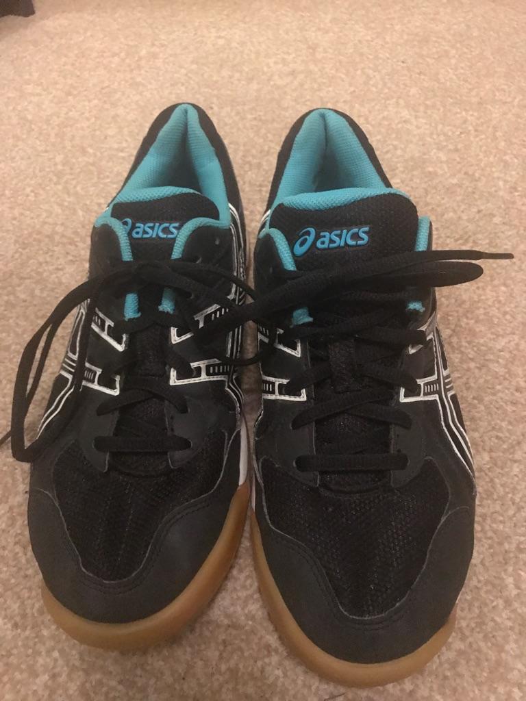 Asics Indoor Football Boots, Size US 9, Euro 40.5