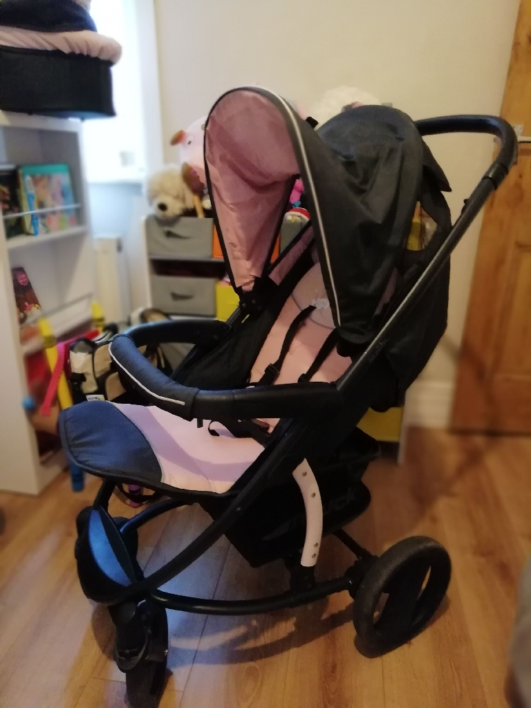 Hauck xl Malibu travel system