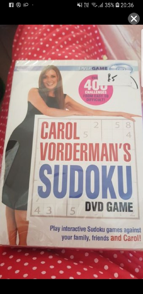 Sudoku game dvd and godfather dvd collection Nd poker stars collection season 5 dvd