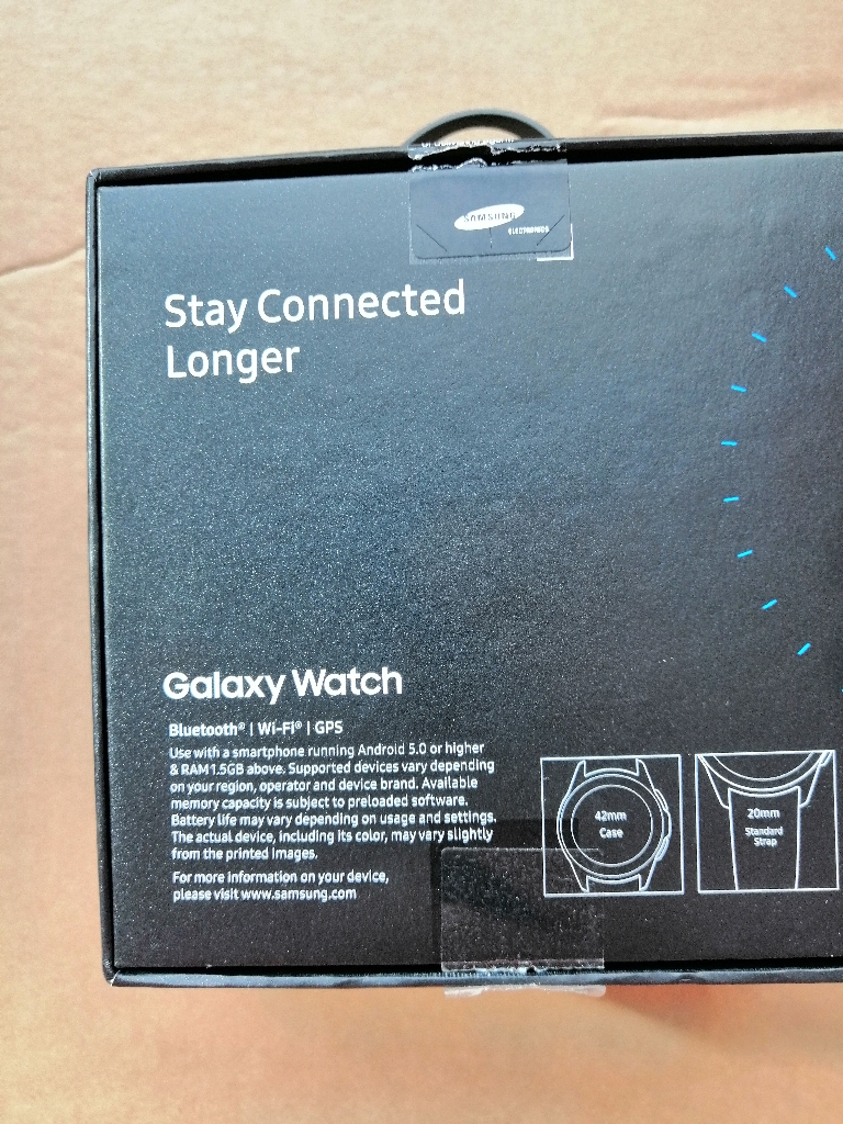 Samsung galaxy watch r 800